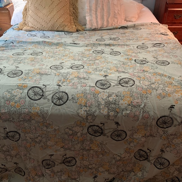 Urban Outfitters Other - UO Bicycle Duvet Cover